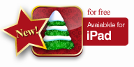 Christmas Tree for iPad